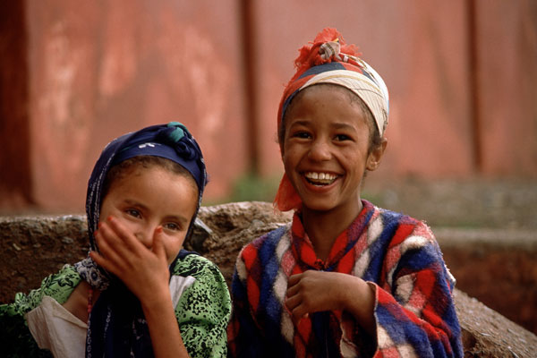Berber Children
